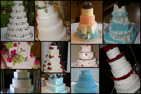 Couture Cakes Of Greenville Greenville Anderson Spartanburg Charleston  South Carolina SC Asheville Charlotte North Carolina NC Wedding Cakes